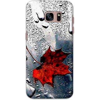 Print Ocean Latest Design High Quality Printed Designer Soft TPU Back Case Cover For Samsung Galaxy S7 edge