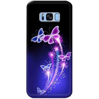 Print Ocean Latest Design High Quality Printed Designer Soft TPU Back Case Cover For Samsung Galaxy S8 Plus