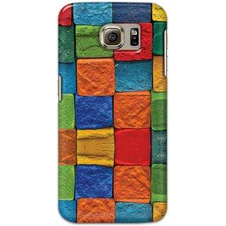 Print Ocean Latest Design High Quality Printed Designer Soft TPU Back Case Cover For Samsung Galaxy S6