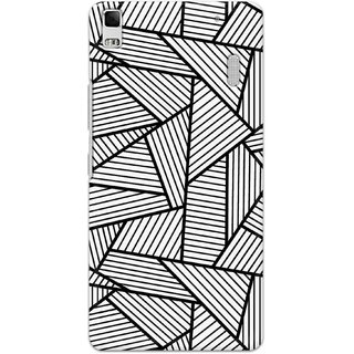 Print Ocean Latest Design High Quality Printed Designer Soft TPU Back Case Cover For Lenovo A7000