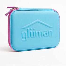 Gluman Grande Pencil Case-Blue (CI-40050)