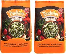 Truefarm Organic Nutriplus Moong Dal (500g)