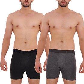 Men's Trunk 'H' Underwear - Pack Of 2