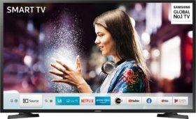 Samsung 81.28cm (32 inch) HD Ready LED Smart TV (UA32T4700AKXXL, Black)