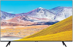 Samsung 138 cm (55 inches) 4K Ultra HD Smart LED TV UA55TU8000KXXL (Black) (2020 Model)