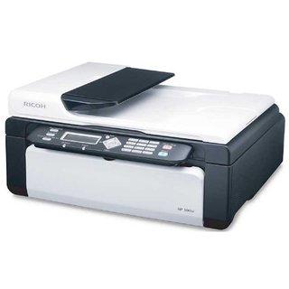 Ricoh SP 100SF Multi Function B/W Laserjet Printer
