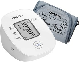 Omron HEM 7121J Fully Automatic Digital Blood Pressure Monitor with Intellisense Technology
