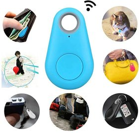 Mini Smart Bluetooth 4 GPS Traker Tag Blue Alarm Key Pet Car Anti Lost Tracker Car-Detector