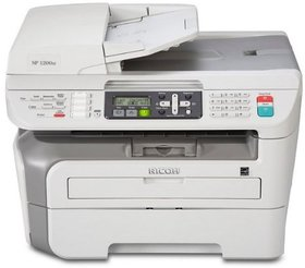 Ricoh Ricoh SP1200SF Multi Function B/W Laserjet Printer