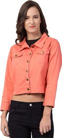 preserve Peach Denim Jacket