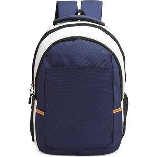 Proera Blue 30 Ltrs Waterproof Polyester School/College & Office Bag (Unisex)
