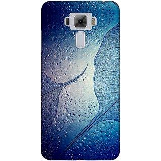 Digimate Latest Design High Quality Printed Designer Soft TPU Back Case Cover For Asuszenfone3laser(5.5)ZC551KL