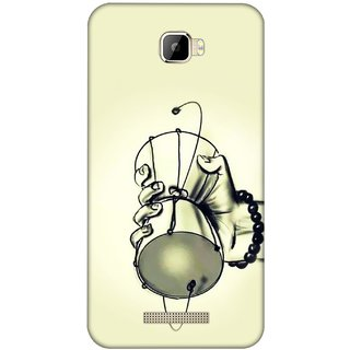 Digimate Latest Design High Quality Printed Designer Soft TPU Back Case Cover For KarbonnK9Viraat