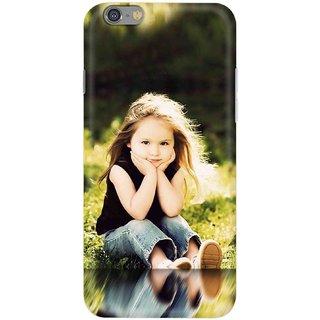 Digimate Hard Matte Printed Designer Cover Case For Iphone 6 - 0599