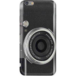 Digimate Hard Matte Printed Designer Cover Case For Iphone 6 - 0961