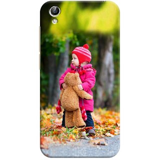 Digimate Latest Design High Quality Printed Designer Soft TPU Back Case Cover For VivoY51