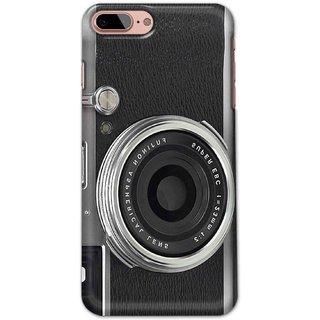 Digimate Hard Matte Printed Designer Cover Case For Iphone 7 Plus - 0961