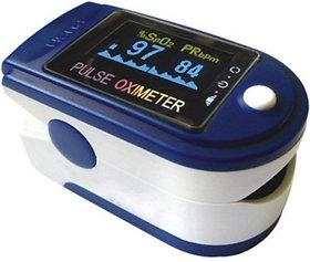 Body Safe OLED Digital Fingertip Pulse Oximeter