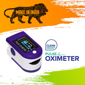 ClEAN MEDS Fingertip Pulse Oximeter