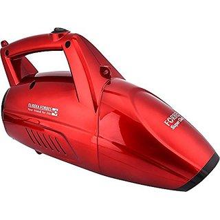 Eureka Forbes Super Clean Handheld Vacuum Cleaner  Red/Black  Vacuum Cleaners