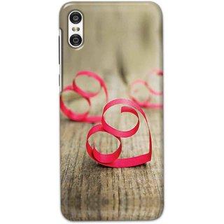 Digimate Hard Matte Printed Designer Cover Case For Motorola One
