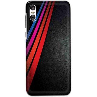 Digimate Hard Matte Printed Designer Cover Case For Motorola P30 Play