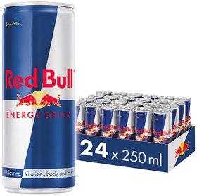 Red Bull Energy Drink, 250 ml (24 Pack)
