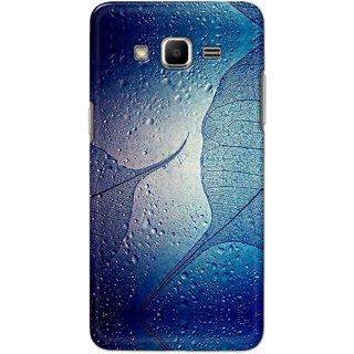 Digimate Hard Matte Printed Designer Cover Case For Samsung Galaxy J2 Ace