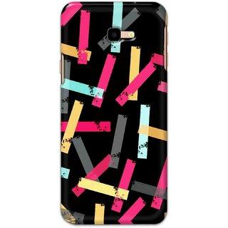 Digimate Hard Matte Printed Designer Cover Case For Samsung Galaxy J4 Plus