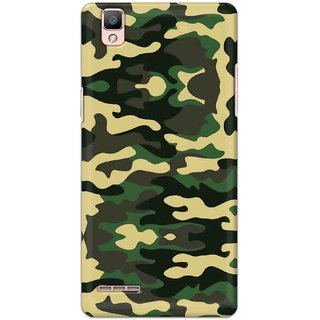 Digimate Hard Matte Printed Designer Cover Case For Oppo F1 - 0113