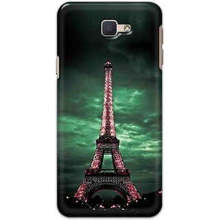 Digimate Hard Matte Printed Designer Cover Case For Samsung Galaxy J5 Prime