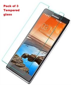 Nainaan Tempered Glass For Lenovo A7000 With Free Offer