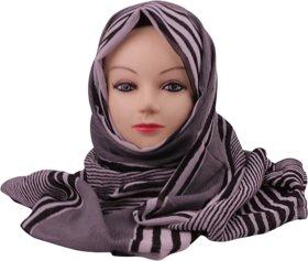 Women Printed Chiffone Hijab Stole Scarf