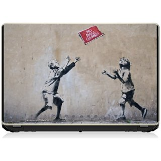 Pujya Designs Kids Playing1 Laptop Skin 15.6 Vinyl Vinyl Laptop Decal 15.6 Laptop Skins