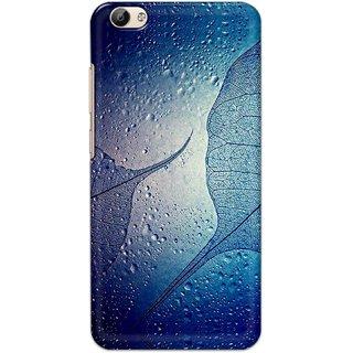 Digimate Hard Matte Printed Designer Cover Case For Vivo Y66