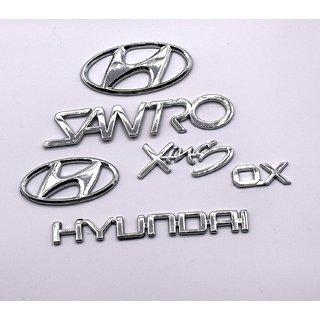Hyundai santro xing Hyundai Emblem