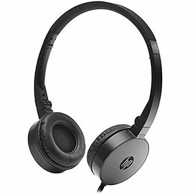 HP H2800 Headset Black with in-line Microphone  Headset Controls