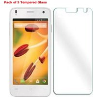 Nainaan Tempered Glass For Lava X1 Mini With Free Offer