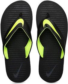 Nike Men's Black Flip Flops