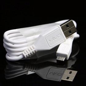 Vivo Y21 / Y51 / Y53 / Y55  / Y66 / V5 Data cable USB Charging and Data Sync Cable Charger Cord ORIGINAL 2Amp