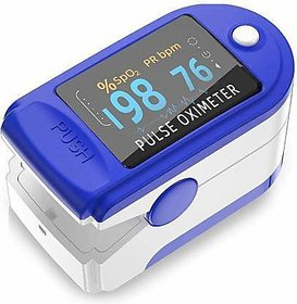 Pulse Oximeter with heart rate monitor compatiable with all smart phone