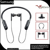 Samsung EO BG950CBEGIN U Flex Bluetooth Wireless in Ear Flexible Headphones with Microphone  Black