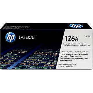 HP CE314A 5T Color Laserjet Cp1025 Imaging Unit Printer Cartridges (Black, Cyan, Magenta, Yellow)