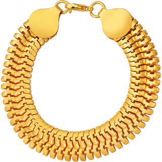 Golden Bracelet For Men