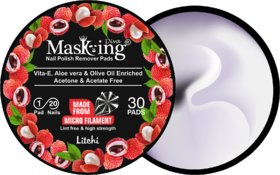 MasKing Lichi Nail Polish Remover