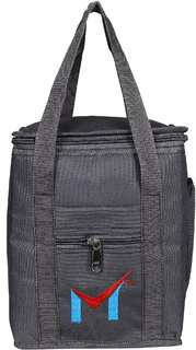 SMS BAG HOUSE Waterproof Lunch/Hand Bag for Men  Women - Grey