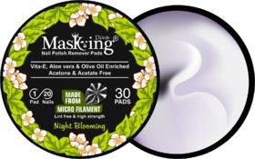 MasKing Night Blooming Nail Polish Remover