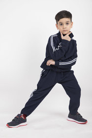 iSHU  Solid Boys  Girls Track Suit