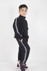 iSHU  Solid Boys  Girls Track Suit