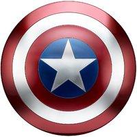 Kaku Fancy Dresses Superhero Captain Toy Shield For Kids Costume Accessory
